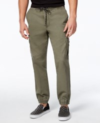 American Rag Men's Slim Fit Cargo Joggers Only At Macy's Tank