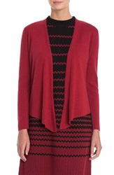 Nic Zoe Women's Four Way Convertible Cardigan Oxide