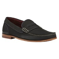 Ted Baker Micke Moccasin Loafers Black