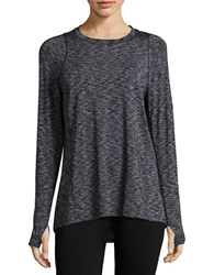 Calvin Klein Patterned Athletic Top Stone Combo