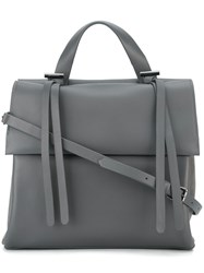 Desa 1972 Large Tote Bag Grey