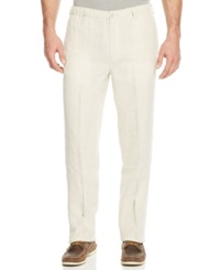 Tommy Bahama New Linen On The Beach Pants Natural Linen