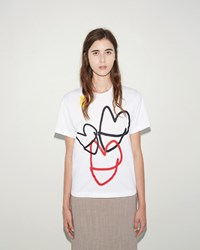 Ports 1961 Ss Graphic Tee Optic White