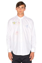 Vivienne Westwood Circle Shirt White