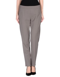 D.Exterior Casual Pants Dove Grey