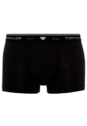 Tom Tailor Moments Shorts Black