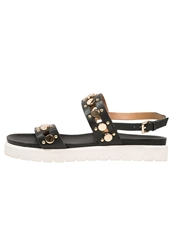 Eden Sandals Noir Black