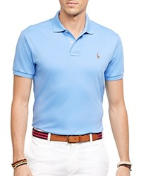 Ralph Lauren Soft Touch Slim Fit Polo Rugby Royal