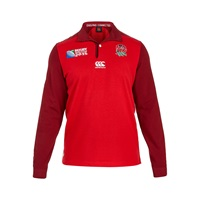 Canterbury Of New Zealand England Alt Classic Ls Rugby Rwc Red