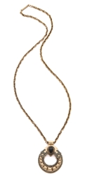 Samantha Wills Hide And Seek Necklace Gold