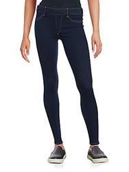 True Religion The Runway Pull On Leggings Dark Wash