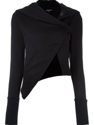 Ann Demeulemeester 'Grito' Hoodie Black