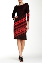 Yoana Baraschi Thunder Shape Dress Multi