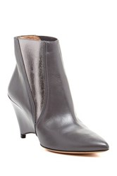 Furla Meridienne Ankle Boot Gray