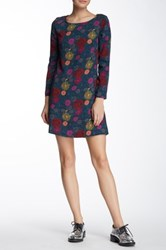 American Apparel Printed Gia Mini Dress Multi