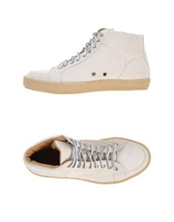Pantofola D'oro High Tops And Trainers Ivory