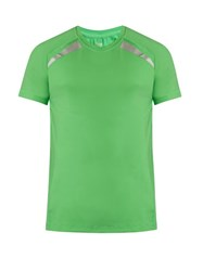 Casall M Power Up Performance T Shirt Green
