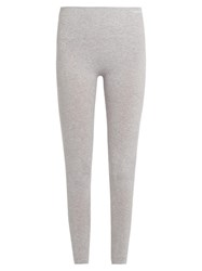 Fusalp Alliance Seamless Leggings Grey