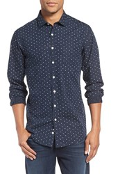 Rodd And Gunn Men's 'Farrington' Floral Cotton Sport Shirt