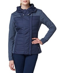 Helly Hansen Astra Insulated Jacket Evening Blue