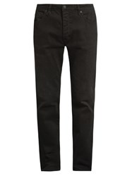Neuw Denim Lou Slim Leg Jeans Black