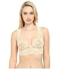 Cosabella Never Say Never Happie Front Closure Bra Never1395 Blush Women's Bra Pink