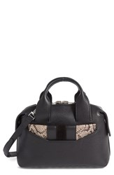 Alexander Wang Small Rogue Leather Satchel