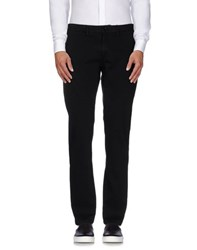 Massimo Rebecchi Trousers Casual Trousers Men Black