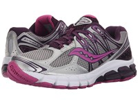 Saucony Lancer 2 Silver Grape Fuschia Women's Running Shoes