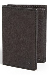Andrew Marc New York Men's Andrew Marc 'Bowery' Wallet Brown Smog