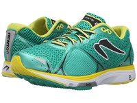 Newton Running Fate Ii Green Yellow Women's Shoes Multi