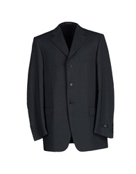 Pull Pal Zileri Suits And Jackets Blazers Men Steel Grey