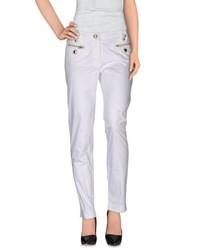 Fay Trousers Casual Trousers Women White