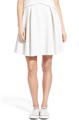 Women's Hinge Knit Pleat Skirt