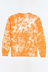 10.Deep Katakana Long Sleeve Tee Orange
