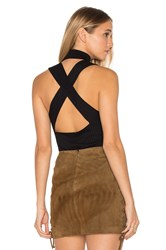 Lna Cross Back Element Top Black