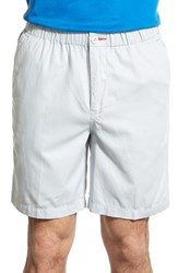 Men's Tommy Bahama 'Beachfront Lounger' Relaxed High Rise Shorts Avalanche Black