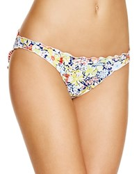 Polo Ralph Lauren Sunrise Floral Print Hipster Bikini Bottom Multi