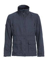 Jeep Lightweight Jacket Blue