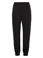 Tomas Maier Sporty Tapered Leg Trousers