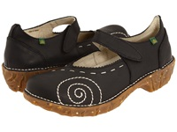 El Naturalista Yggdrasil N095 Black Women's Maryjane Shoes