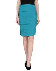 Annarita N. Knee Length Skirts Green