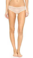 Eberjey Serena Keyhole Hipster Briefs Sweet Apricot