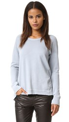 Wilt Baby Backslant Sweatshirt Dusty Blue