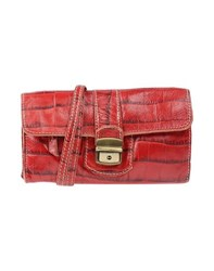Caterina Lucchi Bags Handbags Women Brick Red