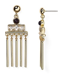 Dylan Gray Baguette Fringe Earrings Bloomingdale's Exclusive Gold