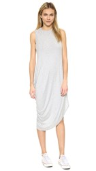 Hatch The Highline Dress Light Grey