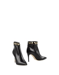 Gianni Marra Ankle Boots Black