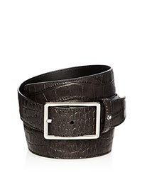 Montblanc Vintage Printed Alligator Belt