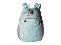 High Sierra Curve Backpack Mint Leopard Ash White Backpack Bags Blue